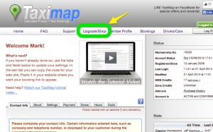 TaxiMap_Member_Profile__TaxiMap_Demo_Account