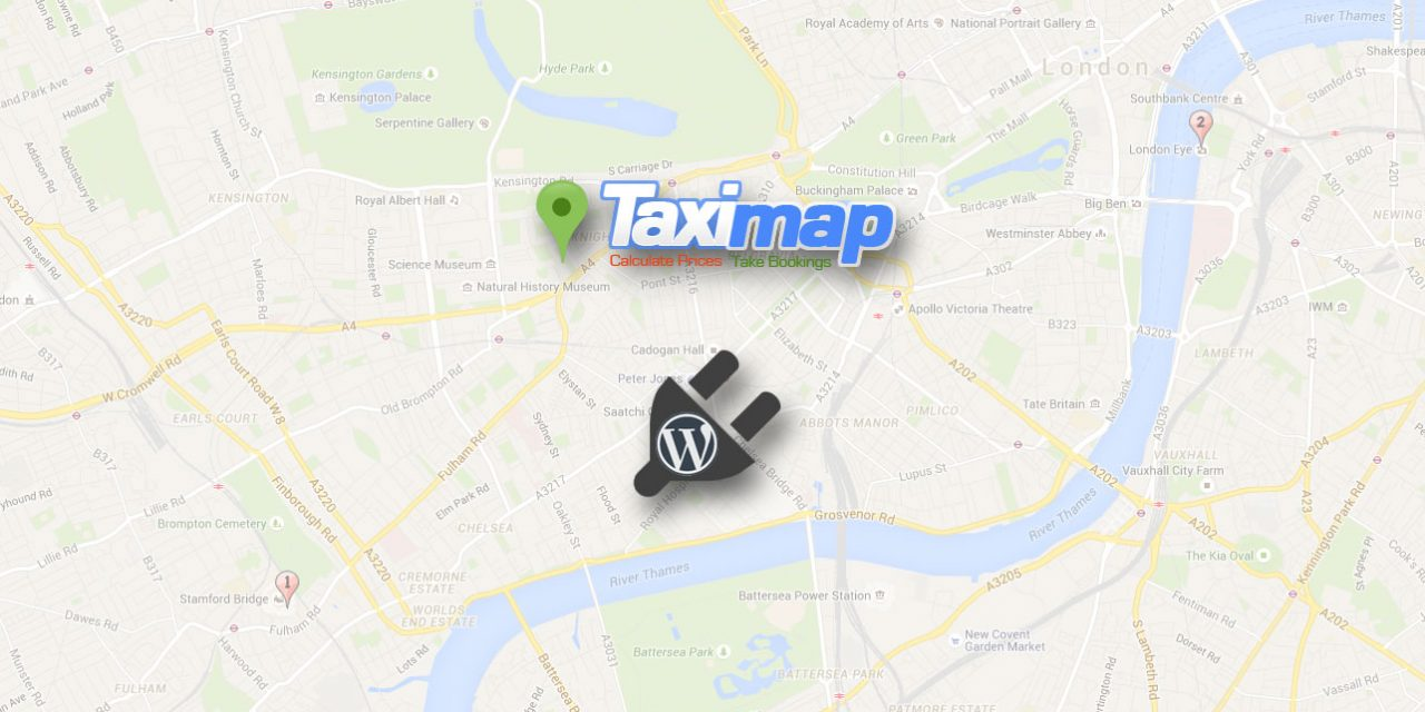 Taxi Price Calculator Plugin for WordPress