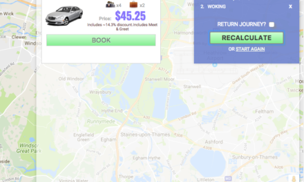 Only display a single vehicle with price results